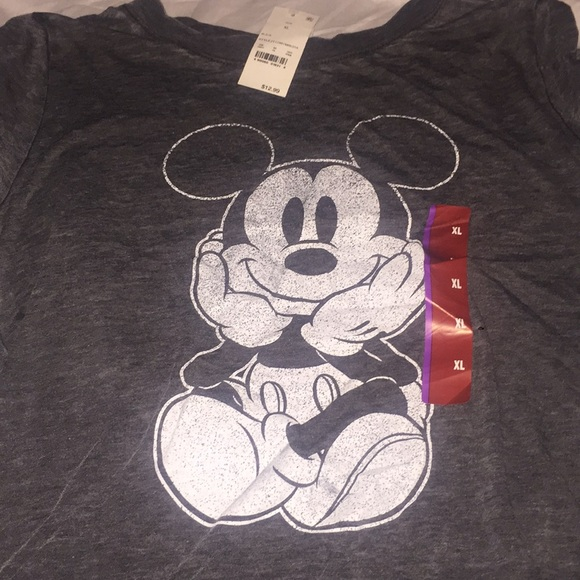 fccb2b5b5d NWT Mickey Mouse Shirt size xl Disney for target NWT